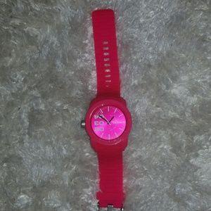 Pink Diesel Watch